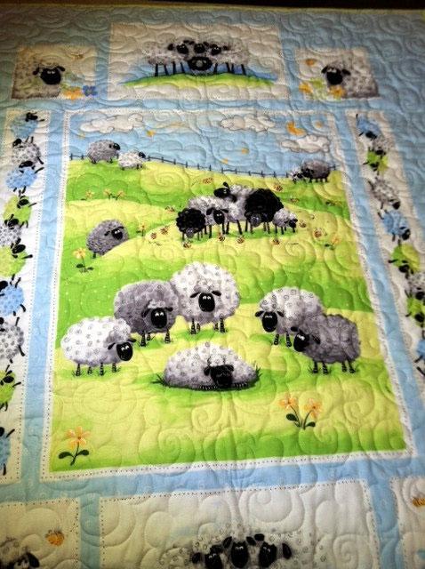 Baby Quilt 3 Willowlark