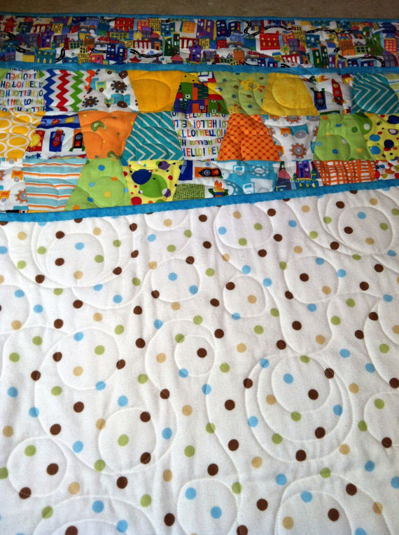 Baby Tumbler Quilt Willowlark