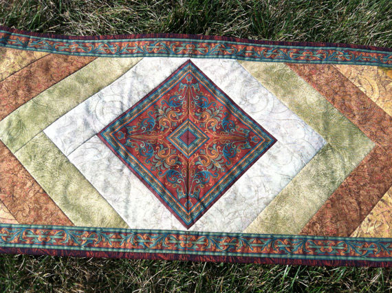 Braided Table Runner Willowlark